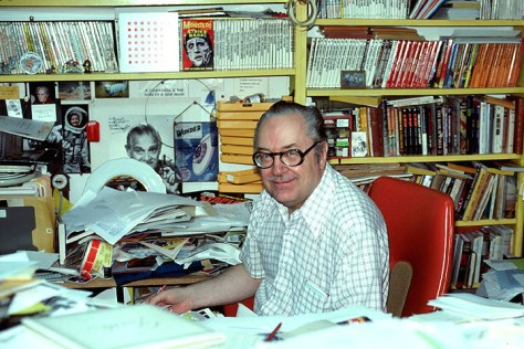 forrest j ackerman ackermansion