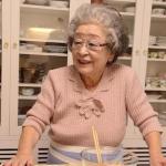 鈴木登紀子ばぁばが可愛い!91歳料理研究家の人気と心がけ!