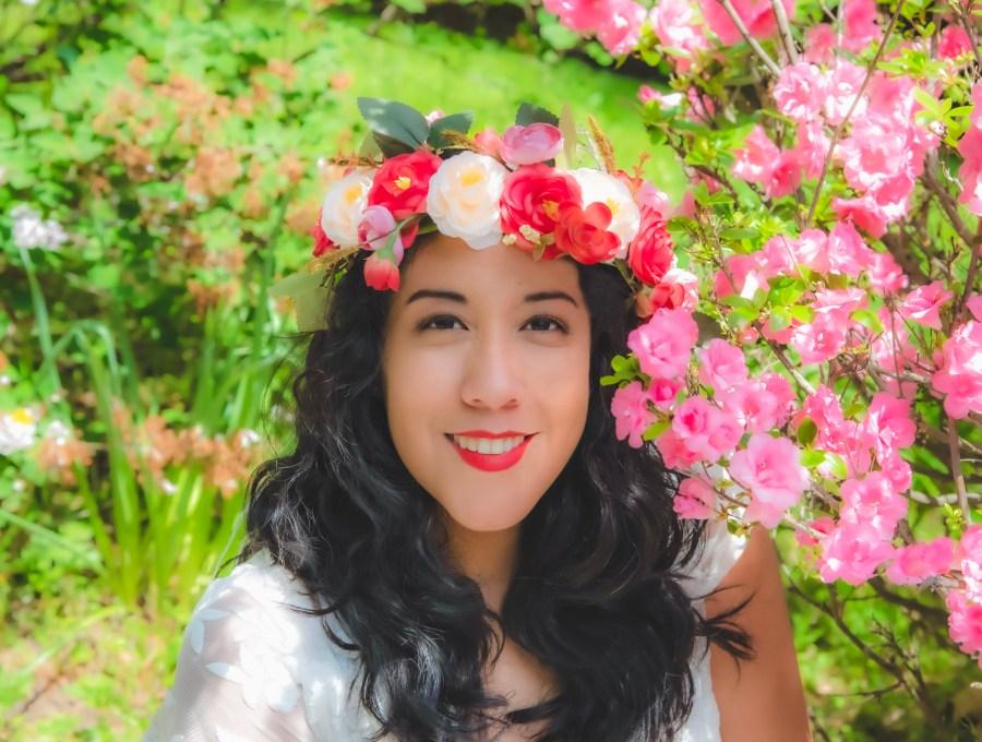 Flor Bromley 1 by Carmen Stevens