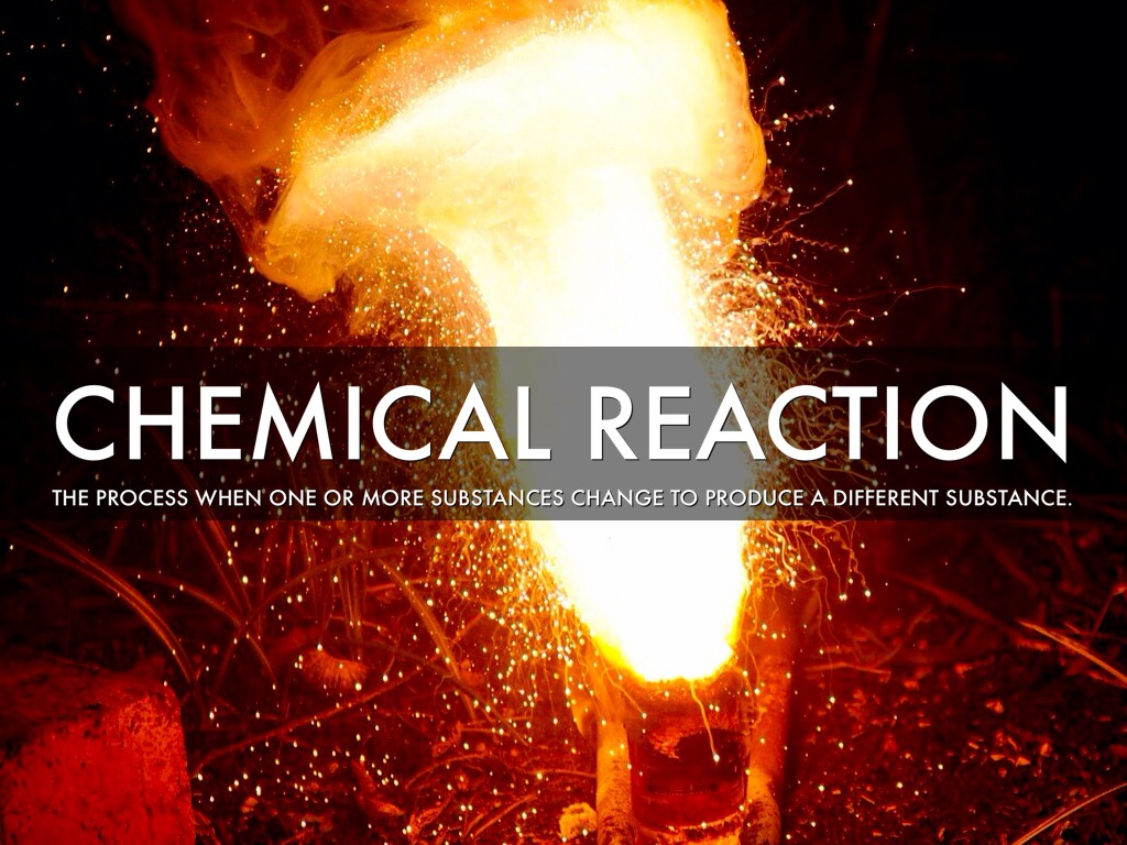Chapter 2 Chemical Reactions