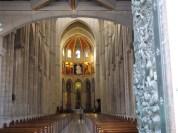 アルムデナ大聖堂内部