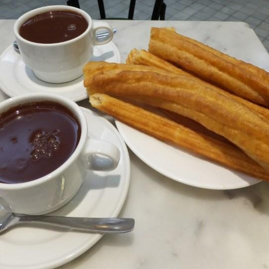 チョコラテコンチュロス00_3日目4サンヒネス_ある日本人観光客のスペイン旅行記