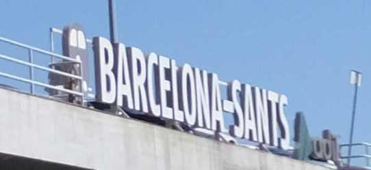 サンツ駅01_4-1バルセロナ_ある日本人観光客のスペイン旅行記