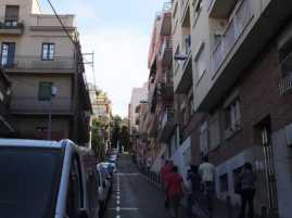 グエル公園01_バルセロナ5-1ある日本人観光客のスペイン旅行記