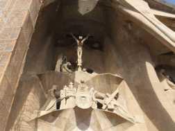サグラダファミリア06受難の門_バルセロナ5-4ある日本人観光客のスペイン旅行記