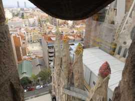 サグラダファミリア17塔_バルセロナ5-5ある日本人観光客のスペイン旅行記