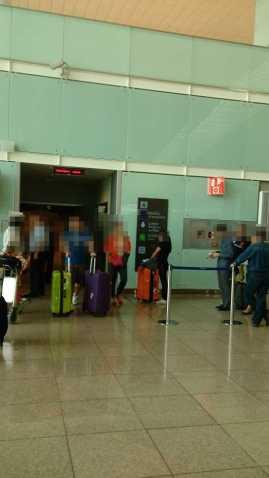 免税02_バルセロナエルプラット空港_ある日本人観光客のスペイン旅行記