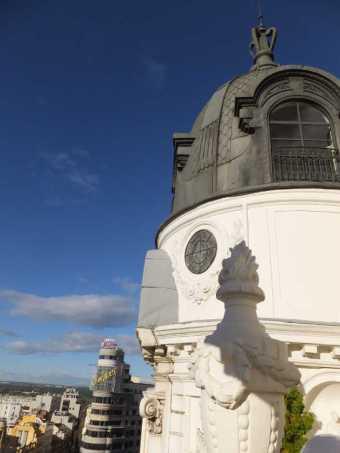 ホテルアトランティコ11_マドリード_スペイン旅行記2014