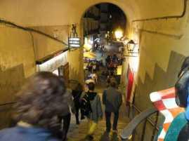 クリチェロス門00_マヨール広場_スペイン旅行記2014