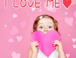 I LOVE ME!