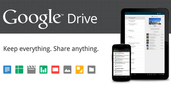 Google-Drive-Android-App