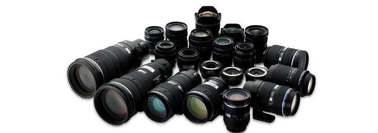 dslr-lense