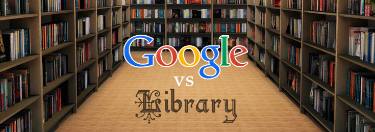 Google Vs Traditional library