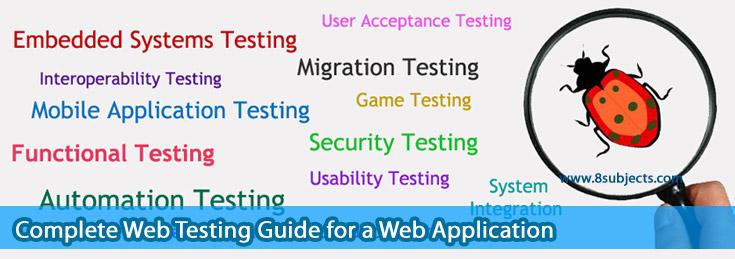web-application-testing