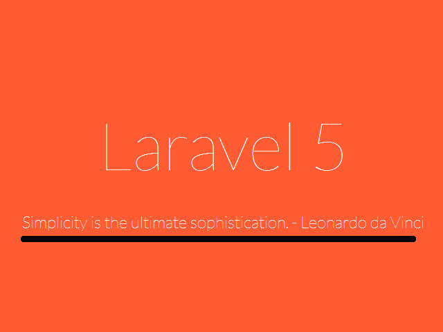 How to edit Laravel 5 Inspiring Quotes