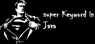 super-keyword