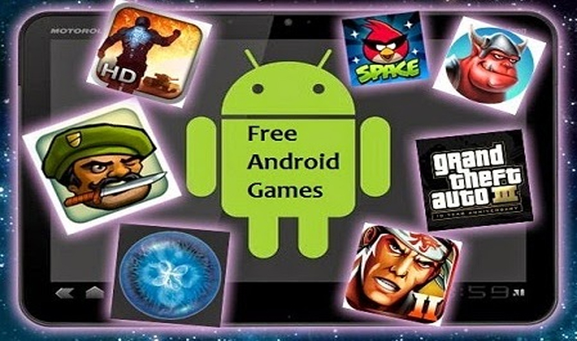Top 25 free android games 2017