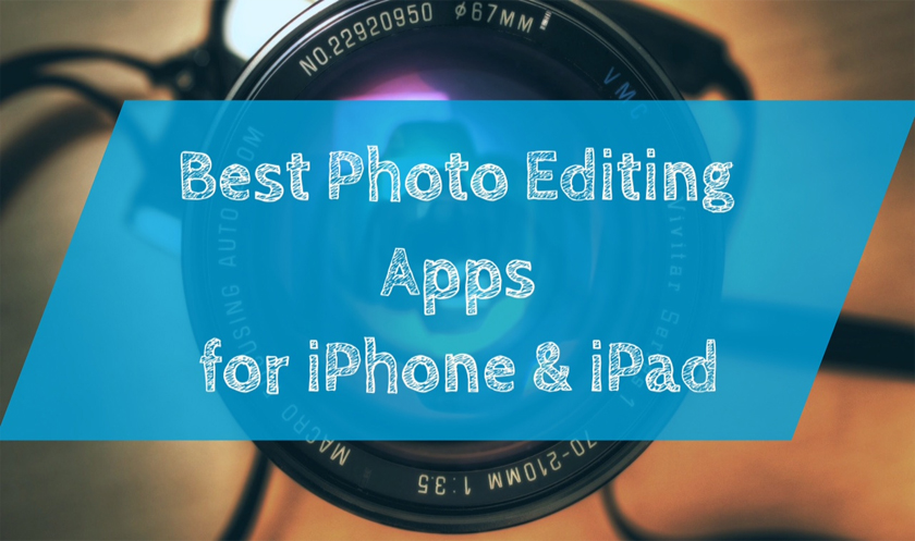 ios apps for photography