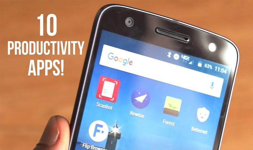 productivity apps 2017