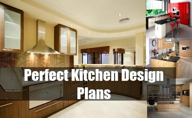 perfect kitchen ideas