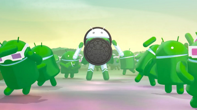 Introduction to Android Oreo