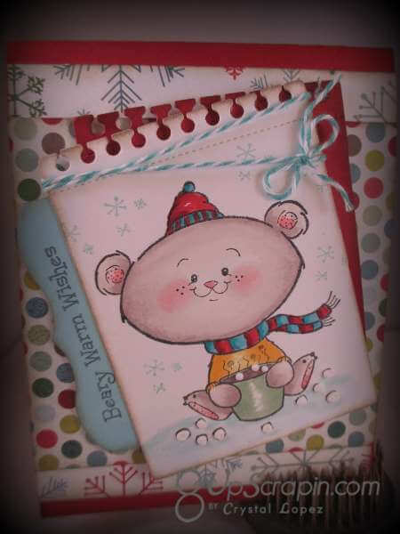 Beary warm Wishes 006