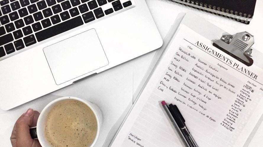 Assignments Planner at 8vaavenida.com