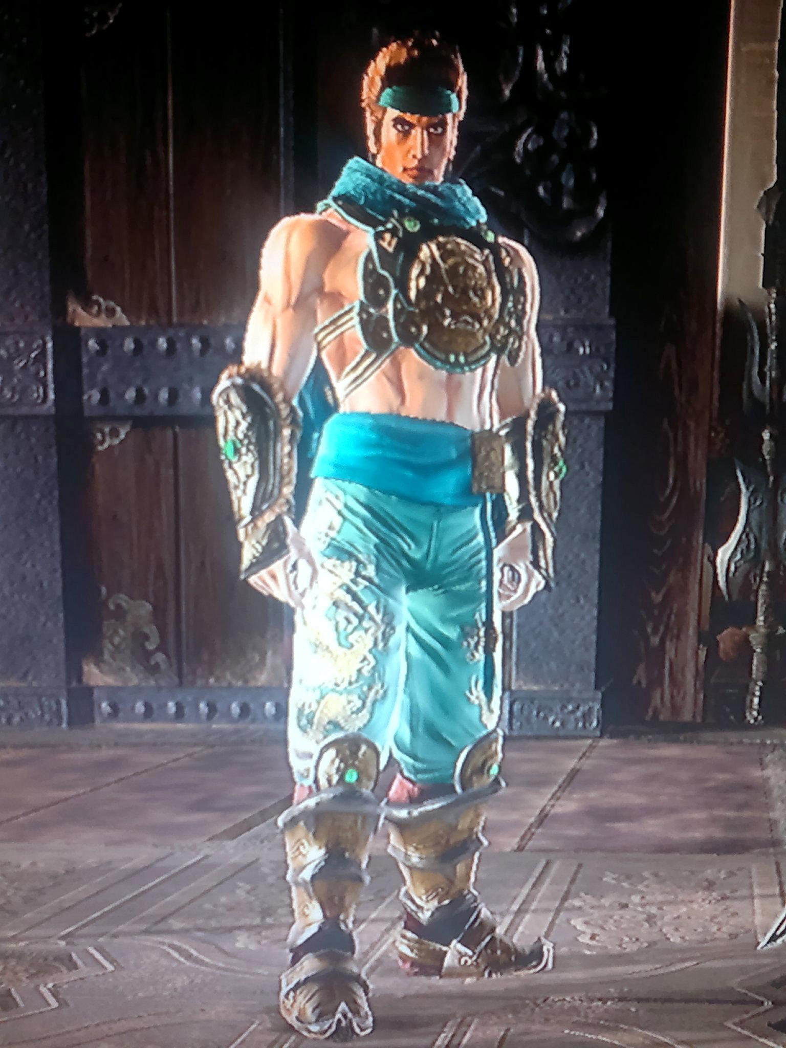 My Soul Calibur IV Created Characters 8WAYRUN