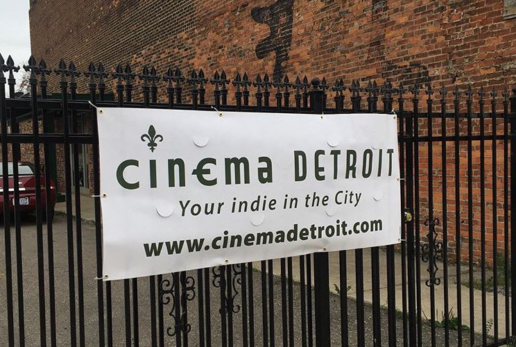 Cinema Detroit extends its crowdfunding drive but lowers