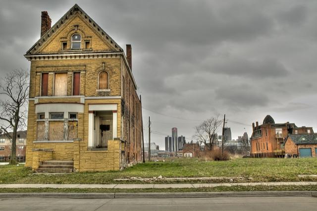 What the neighborhood looks like today.