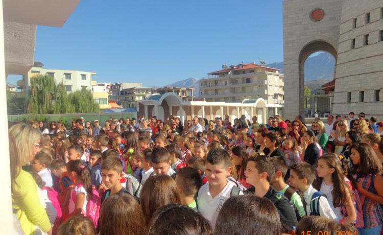 Dita e parë e shkollës