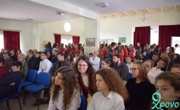 Vizitë e Shkollës «Apostull Pavli» të Korinthit