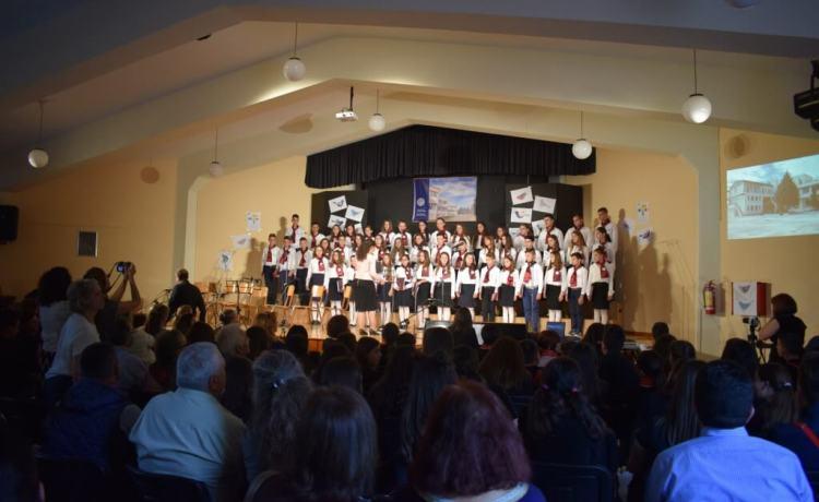 Τakimi i 4-t Ndërshkollor i Koreve në Selanik