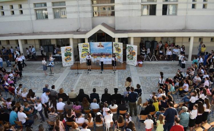 Festa e mbylljes së vitit shkollor 2017-2018