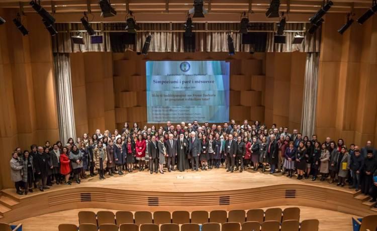 Simpozium me mësuesit e shkollave të Kishës sonë, Tiranë 2019
