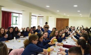 Drekë në Gjimnazin tonë (Ciknopempti) 20.02.2020