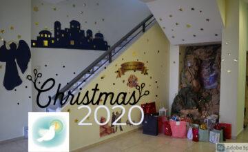 Aktivitet festiv on-line per Krishtlindjet 2020 (Gjimnazi)