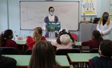 Të vegjël si nxënës, por të mëdhenj si shkencëtarë (Κlasa III)
