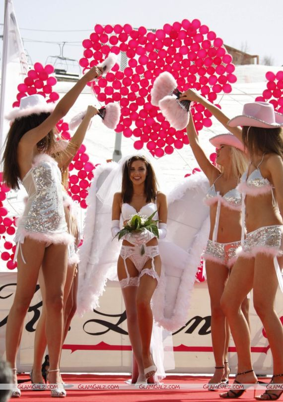 K-Lynn Lingerie Fashion Show in Lebanon