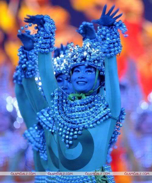 Closing Ceremony for Beijing Olympics 2008