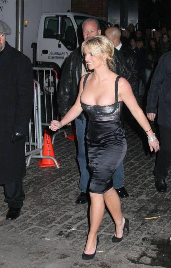 Britney Spears 27th Birthday Night