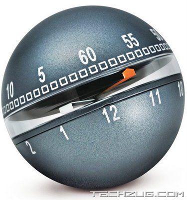 Spherical Hours Eris Planet