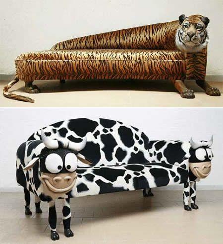 The Worlds Strangest Furniture