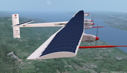 8 Incredible Solar Powered Airplanes
