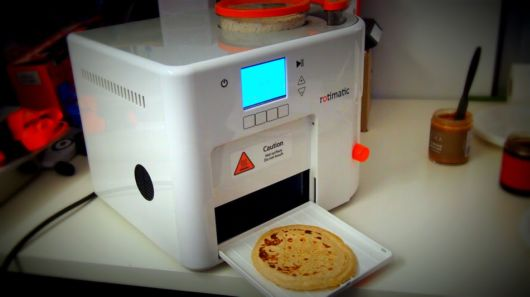 Hands On With Rotimatic: The Worlds First Robot Roti Maker