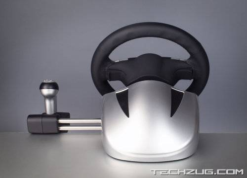 Porsche 911 Turbo Racing Wheel