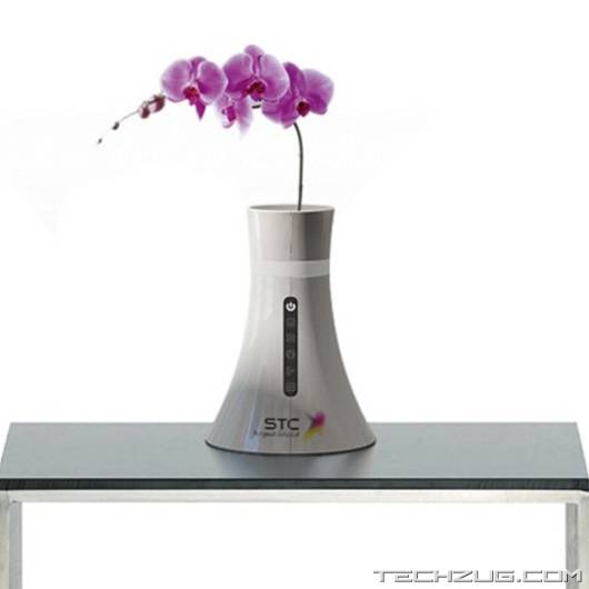 STC Wireless Router Vase from STC