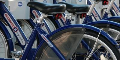 Broward Bicycles close up