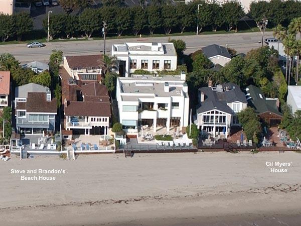 Steve And Brandons Malibu Beach House 90210 Locations