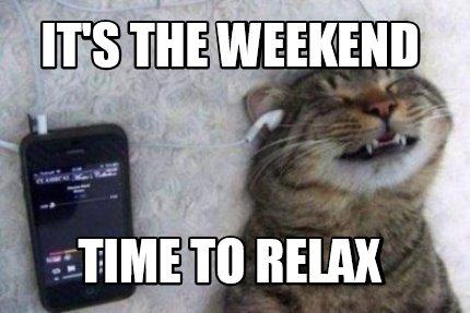 Weekend Cat